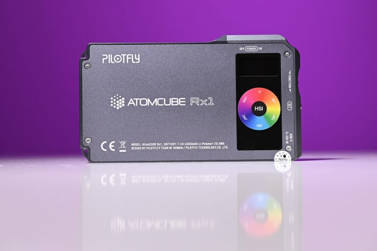 Pilotfly ATOMCUBE RX1 RGBCW Video Light Review