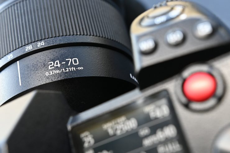 Panasonic Lumix S 24-70mm f/2.8