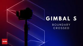 GIMBAL S Whats New