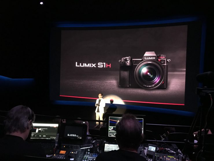 Panasonic S1H Full Specifications Announced - Newsshooter