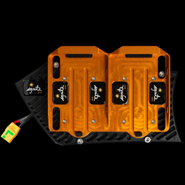 Ignite Digi TB50 Battery Adapter for DEFY Cadence Cablecam