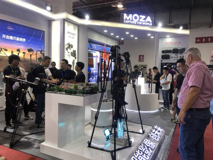 MOZA Mini P BIRTV 2019 4