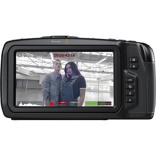 Pocket Cinema Camera 6K 3