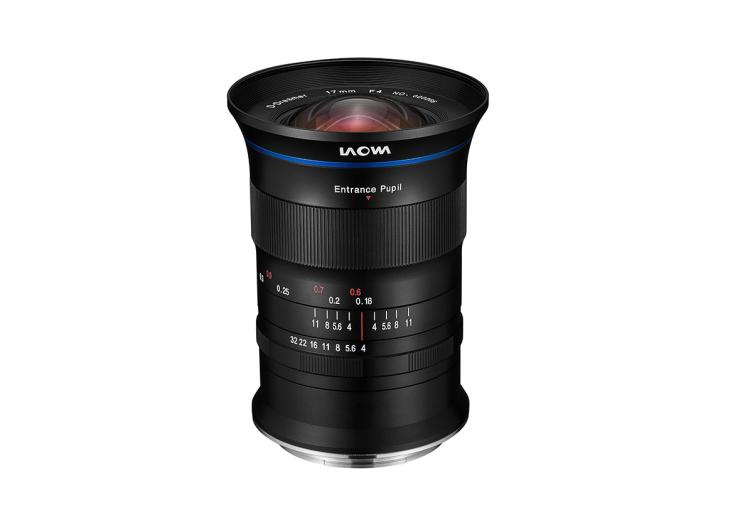 Laowa 17mm f/4 Zero – world's widest rectilinear lens for the Fujifilm GFX