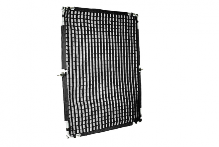 Intellytech Fast Frame Scrim & Diffuser W/ Honey Comb Grid & Diffusion Review - Newsshooter