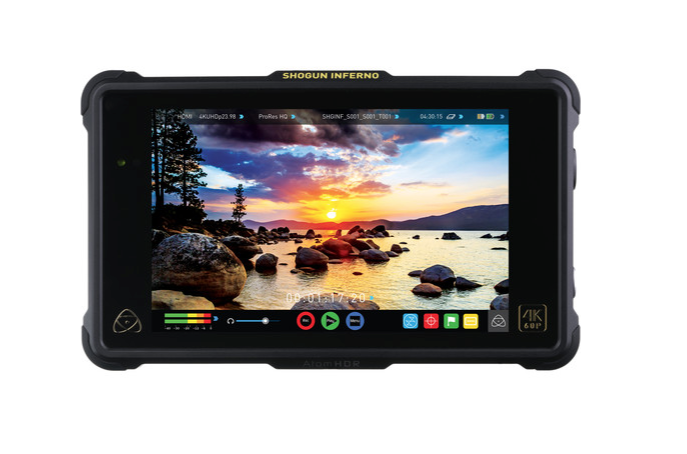 Atomos Shogun 7 Review - Newsshooter