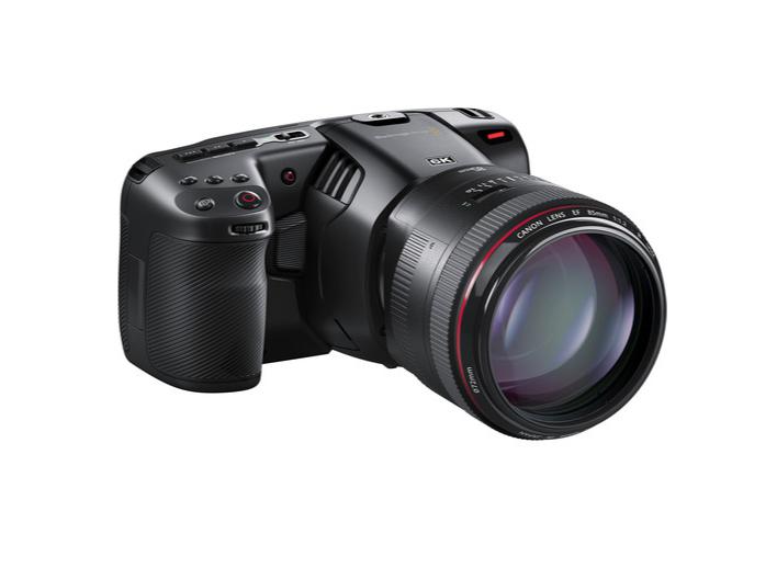 Blackmagic Design Releases S35 Pocket Cinema Camera 6k with EF Mount - Newsshooter