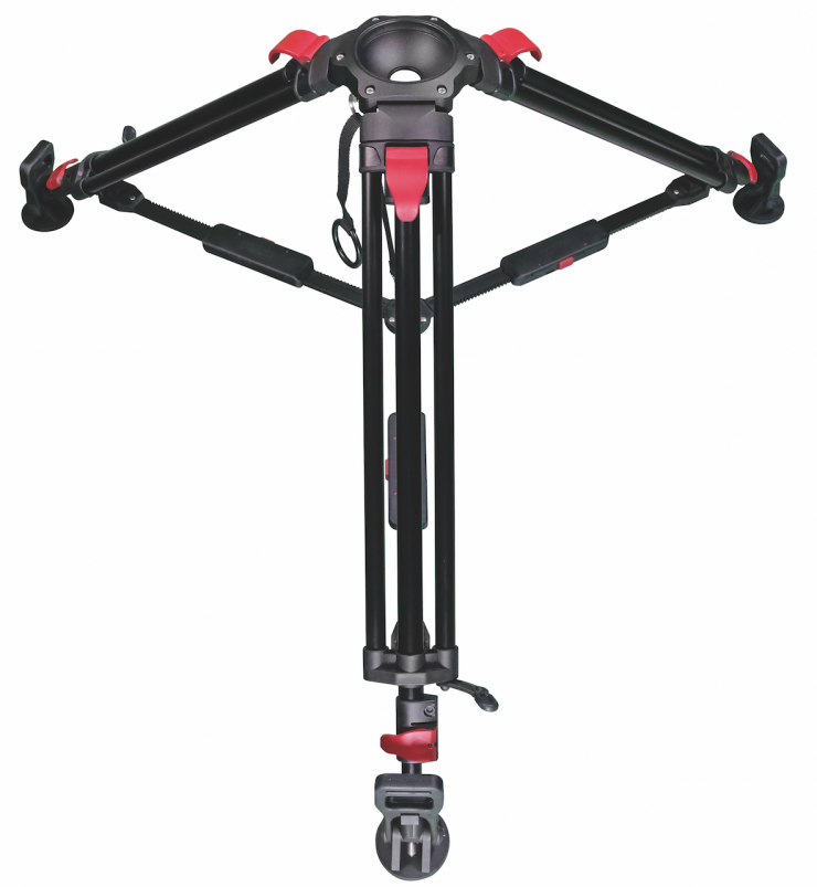 Cartoni RED LOCK Tripod
