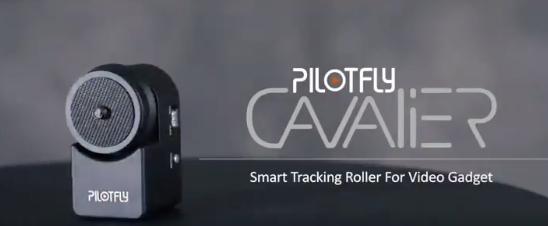 Pilotfly Cavalier – Smart Tracking Roller