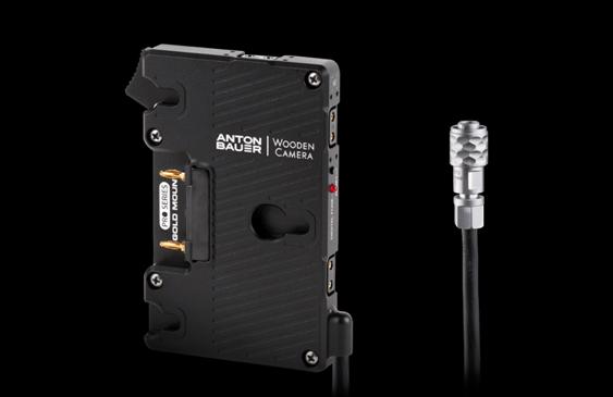 WC Pro Gold Mount & WC Pro V-Mount (BMPCC4K / BMPCC6K, Blackmagic Pocket Cinema Camera 4K / 6K)