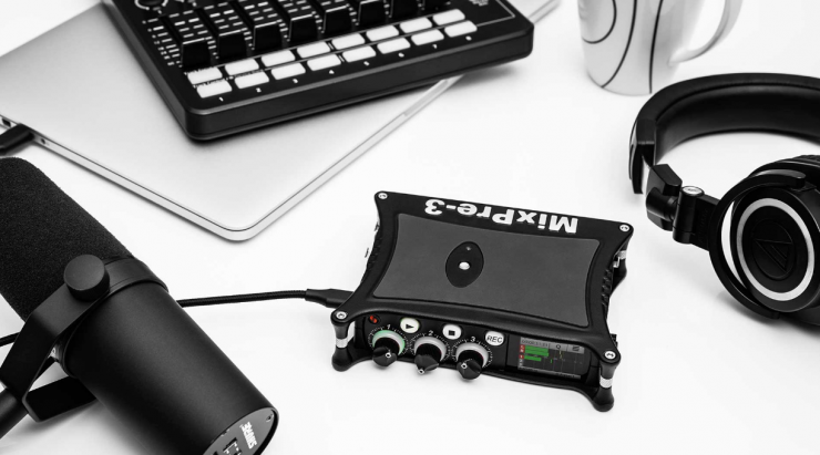 Sound Devices MixPre II Series