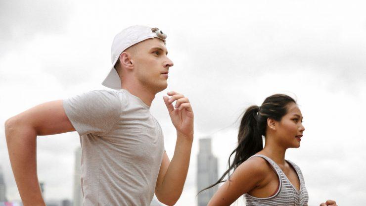 Sport Running Easy Clip