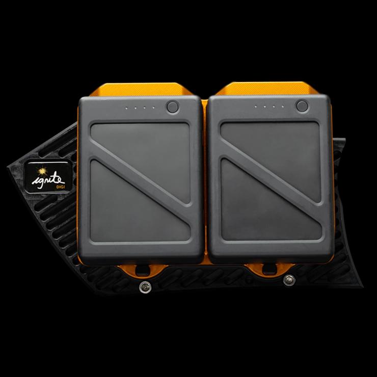 TB50 Battery Adapter DEFY Cadence Cablecam 1