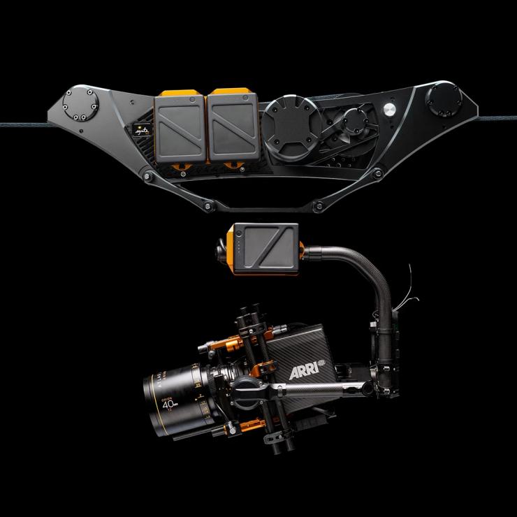TB50 Battery Adapter DEFY Cadence Cablecam