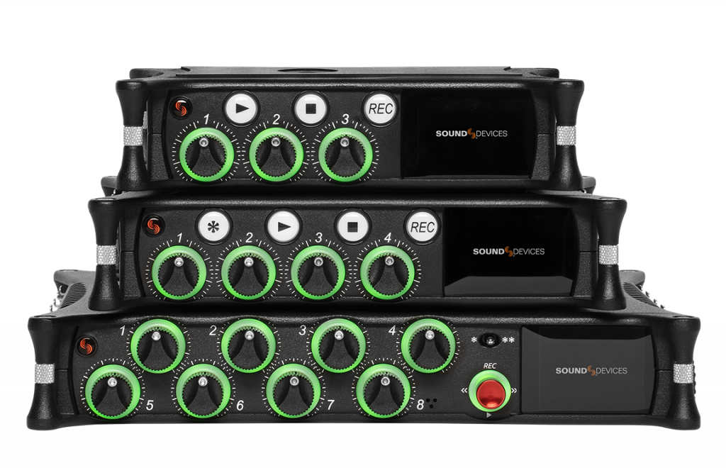 Sound Devices MixPre II Series features 32-bit float recording