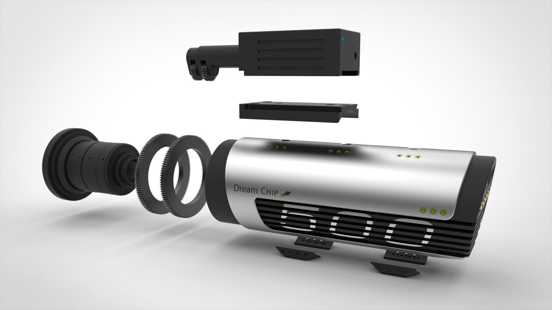 ATOM one SSM500 – a 400g camera that can capture up to 500fps
