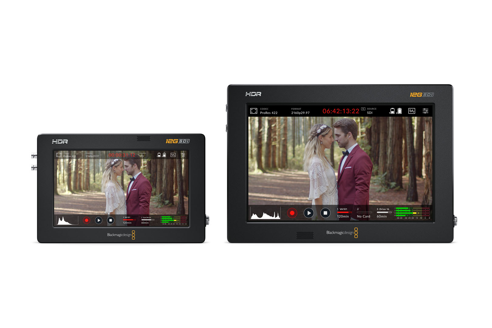 Blackmagic Design Announces Video Assist 12g 7 And 5 Monitor Recorders Newsshooter