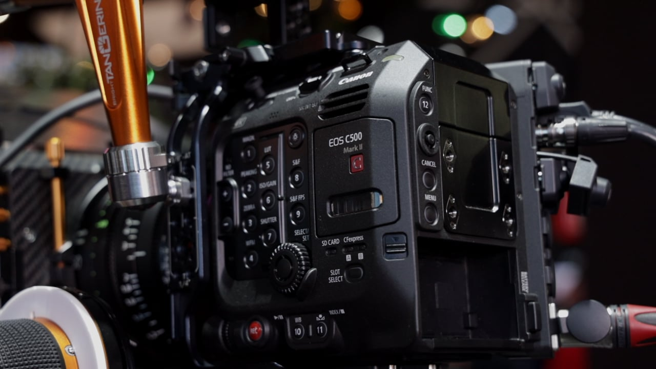 Canon EOS C500 Mark II Firmware Update v1.0.1.1 - Newsshooter