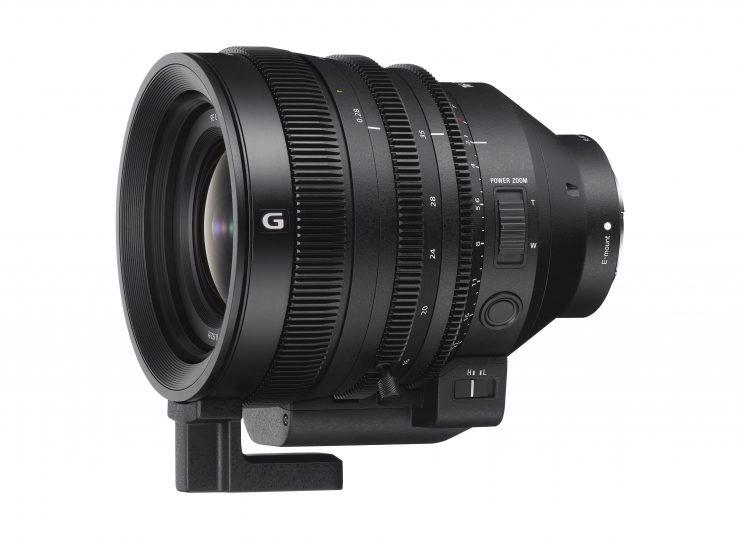 Sony 16-35mm T3.1 E-Mount Servo lens