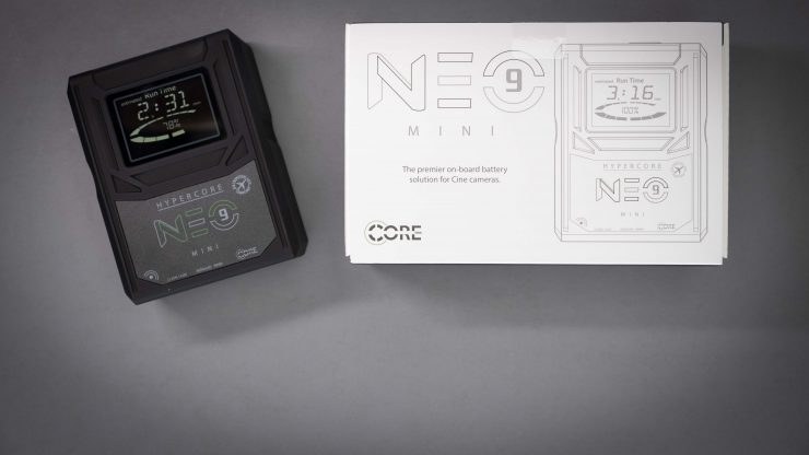 Core SWX Neo 9 Mini Retail
