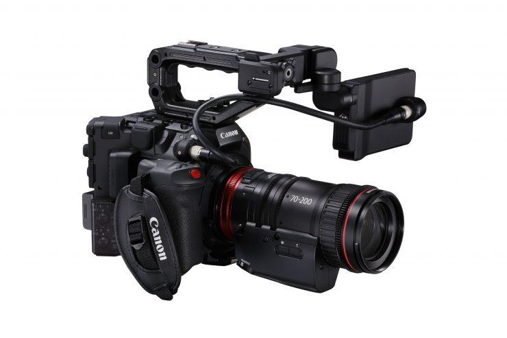 Canon announces the full frame EOS C500 Mark II - Newsshooter