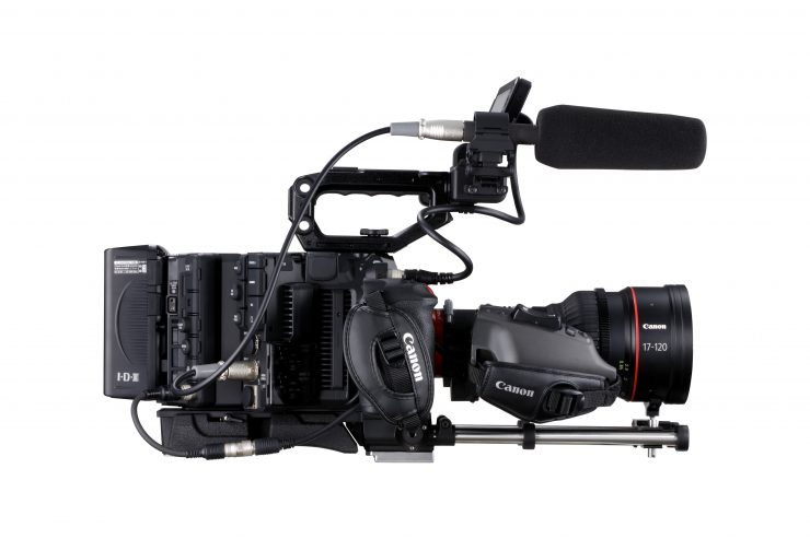 Canon announces the full frame EOS C500 Mark II - Newsshooter