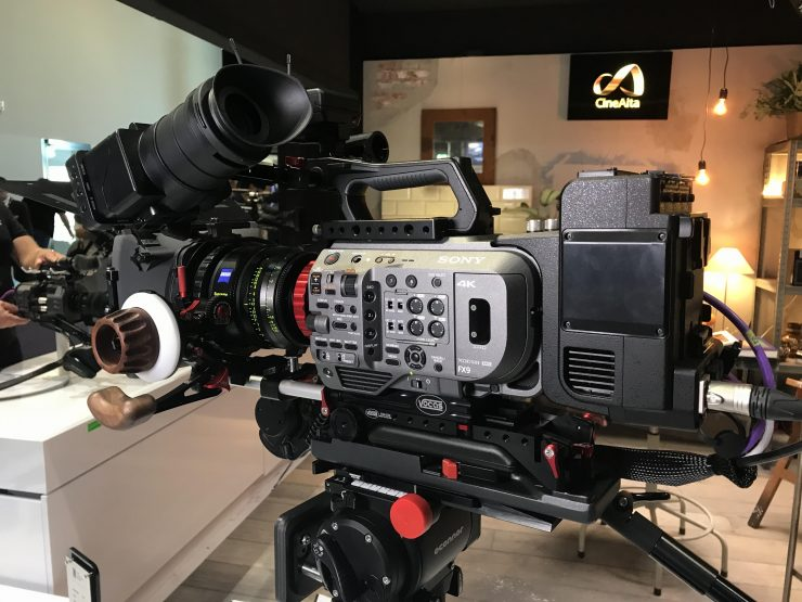 ATOMOS announce 16-bit RAW support for the Sony FX9 and ProRes RAW Update