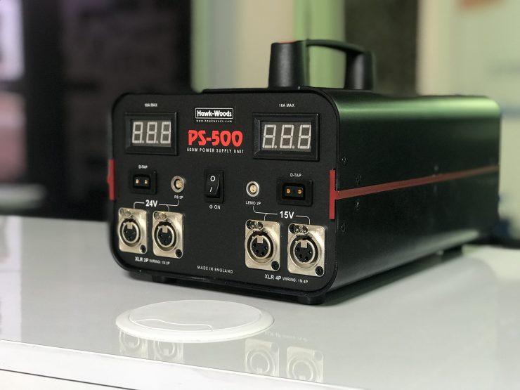Hawk-Woods PS-500 Power Supply