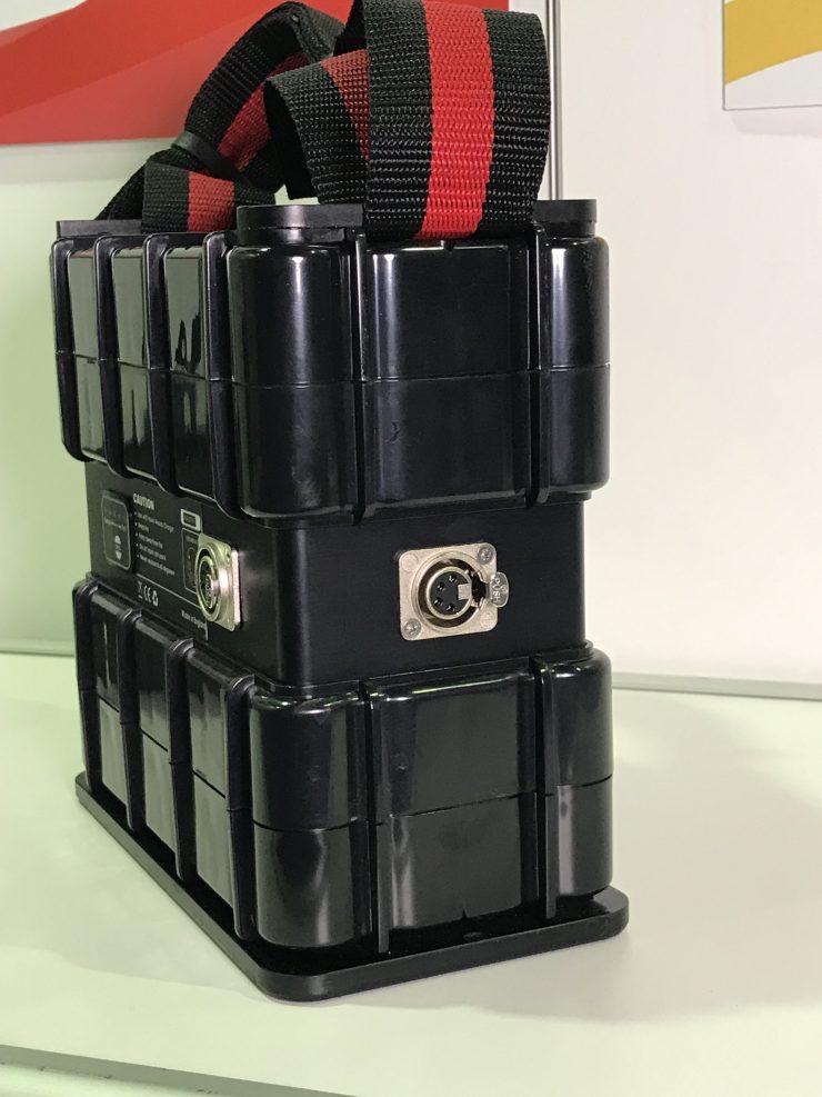 Hawk-Woods 1000Wh X-boxx battery - Newsshooter