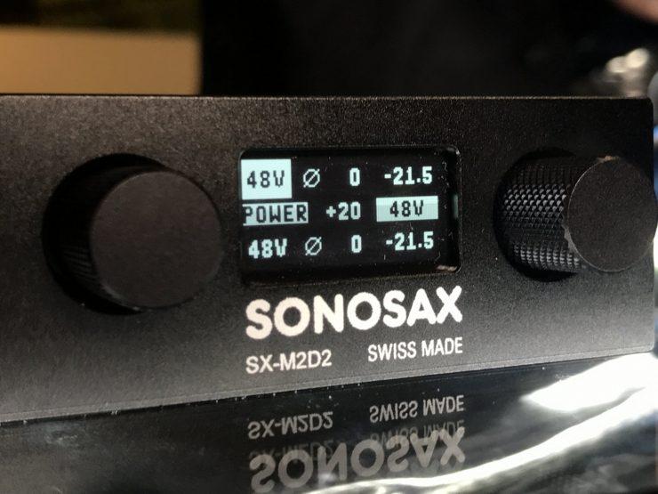 Sonosax SX-M2D2
