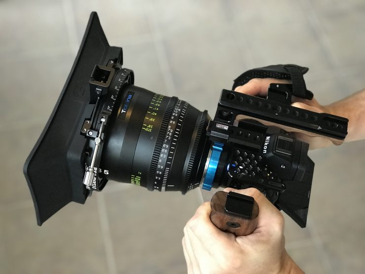 Zacuto Camera Cage for Nikon Z6 & Z7 hands-on review