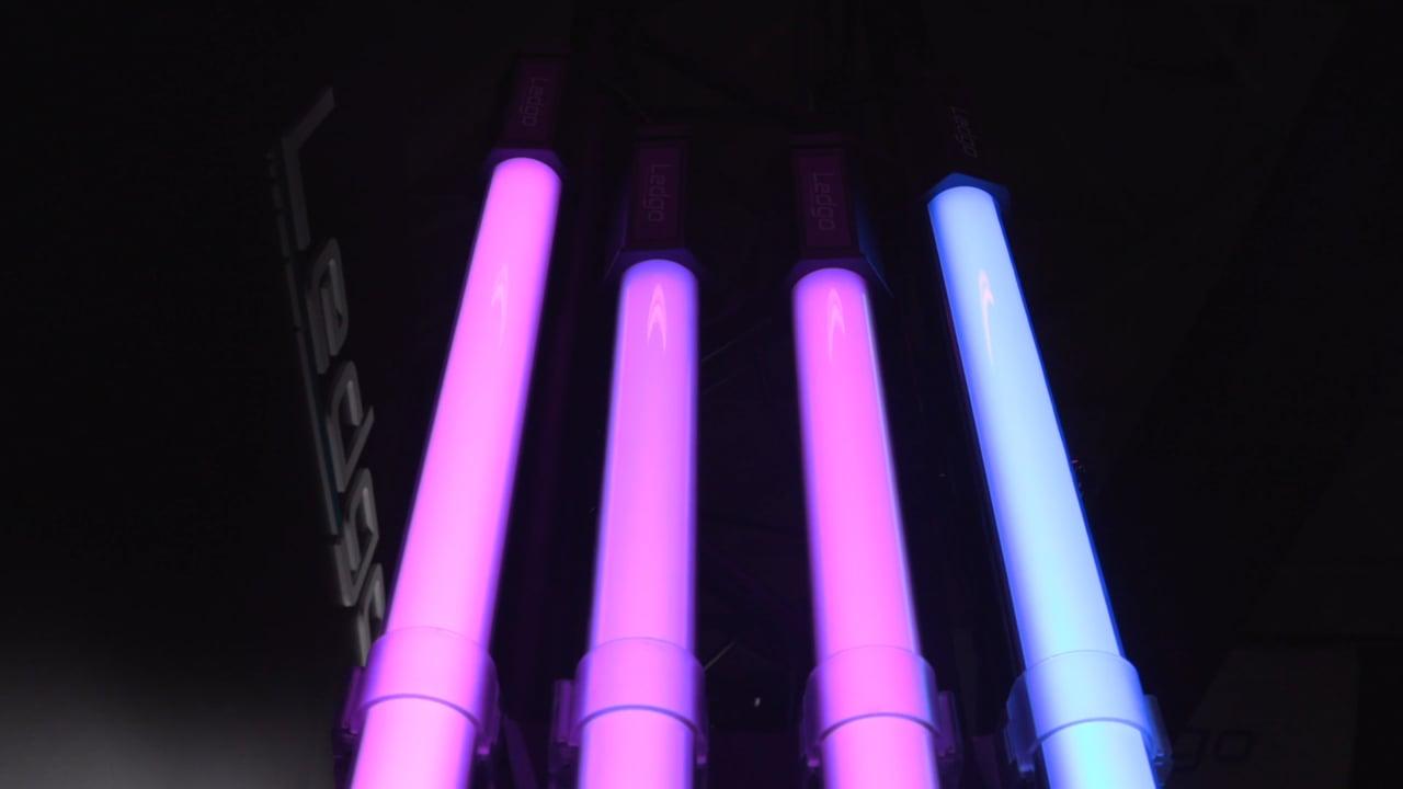 Ledgo AltaTube LED Lights