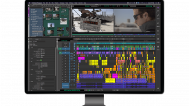 Media Composer Ultimate Pro Video Editing Software UI