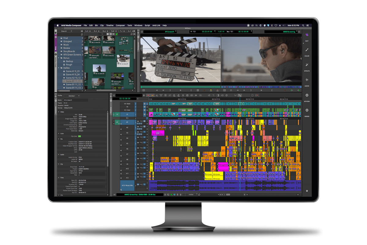 ProRes Raw support comes to Avid Media Composer