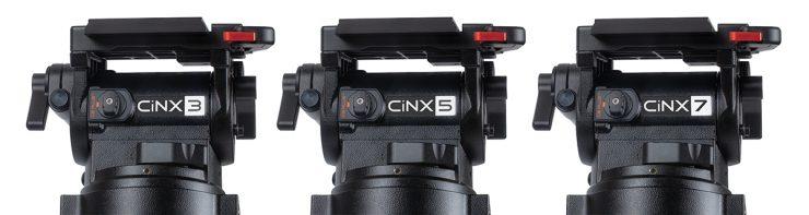 Miller CiNX Series