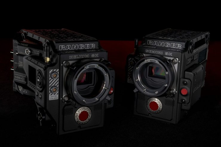 RED RANGER HELIUM and GEMINI now available to buy - Newsshooter