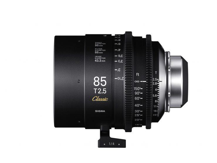 PPhoto 85mm T2 5 FF