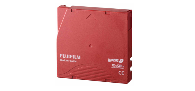 FUFIFILM 30TB LTO Ultrium8 Data Cartridge (LTO-8)