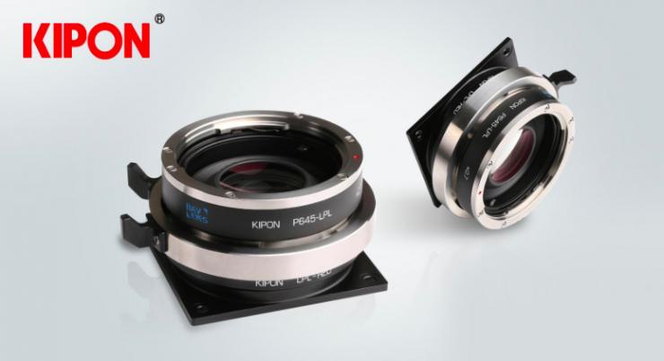 Kipon Pro Adapters