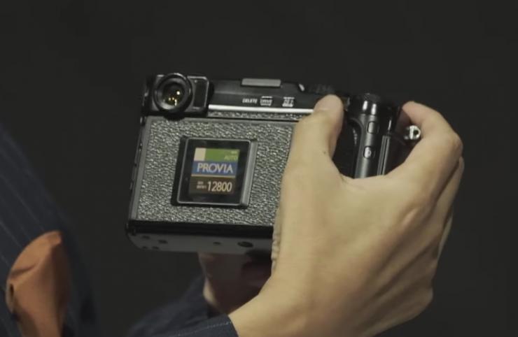 Fujifilm X-Pro3 & Class Neg. Film Simulation profile - Newsshooter
