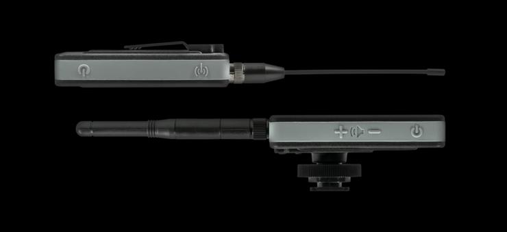 Azden PRO-XR 2.4 GHz Wireless Radio Mic System