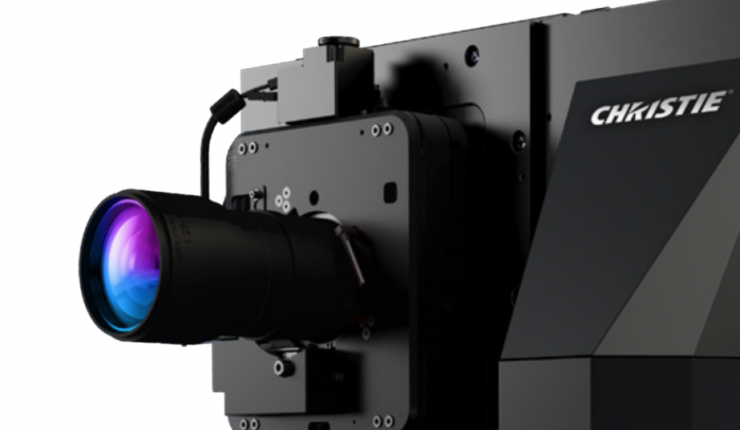 Christie Eclipse world's first true HDR 4K RGB pure laser projector
