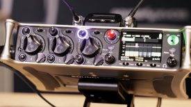Sound Devices 833 MixerRecorder – Newsshooter at IBC 2019