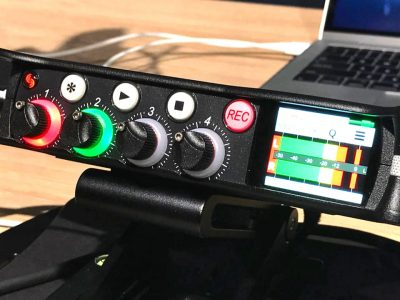 Sound Devices MixPre Series II – Newsshooter at IBC 2019