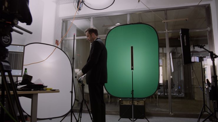 VFX Greenscreen Setup