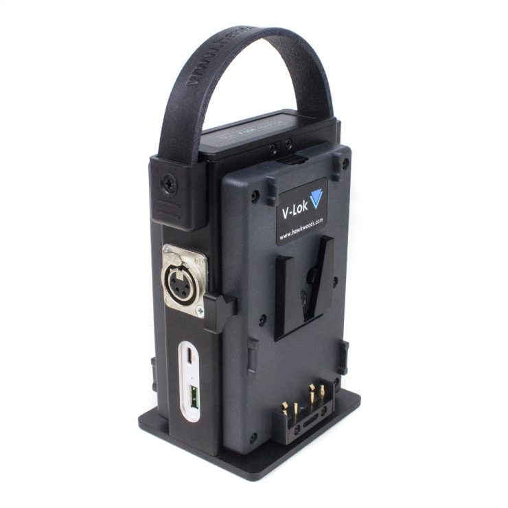 Hawk-Woods IPWC Adapter - D-Tap to USB-C - Newsshooter