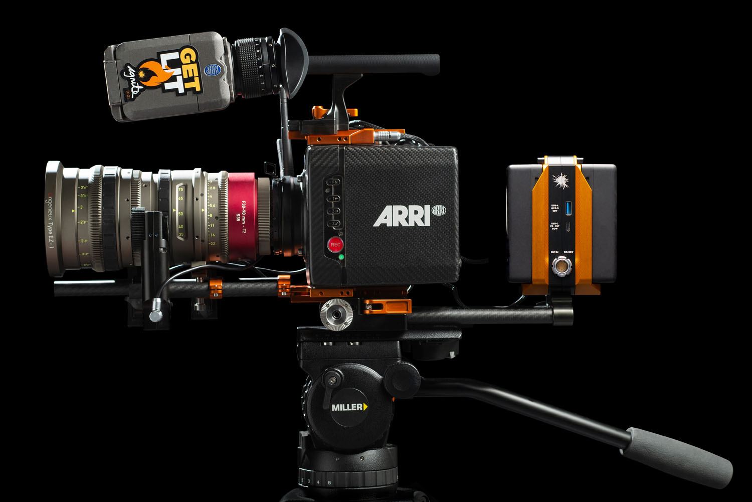 Ignite Digi release TB50 Hammerhead & Power Expansion Pack for MŌVI Pro