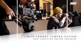 ARRI Certified Online Training for Large Format Camera Systems Trailer