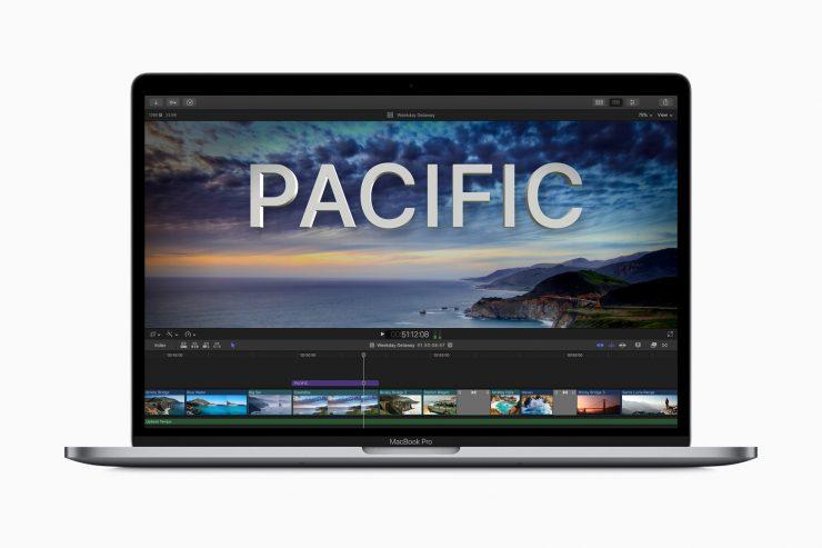 Apple Final Cut Pro X Metal Powered Performance 100719