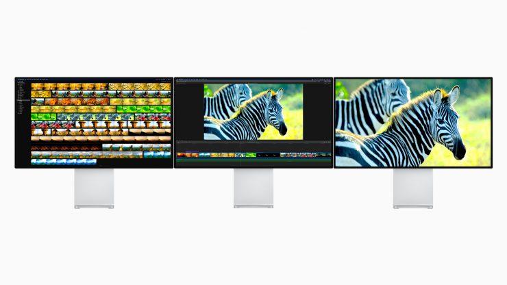 Apple Final Cut Pro X Three Pro Display XDR 100719
